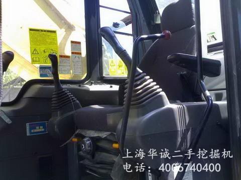 小松300-6驾驶室